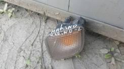 Поворотный в бампер