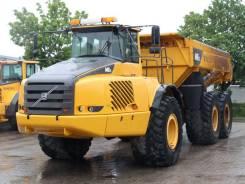 Volvo. Думпер A40, 39 т, 24 м3, 5 400куб. см., 39 000кг.