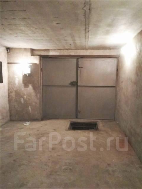 Гаражи капитальные. улица Авроровская 3а, р-н Центр, 42кв.м., электричество, подвал. Вид изнутри