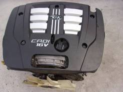Двигатель в сборе. Hyundai: H1, Libero, Grand Starex, H350, Mighty, Starex, Porter II Kia Sorento Двигатель D4CB