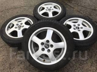 205/55R16 Michelin X-Ice на литье Borbet. Из Японии (16535). 7.0x16 5x108.00 ET40 ЦО 72,5мм.