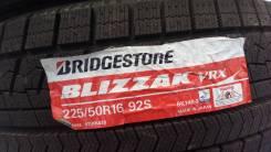 Bridgestone Blizzak VRX. Зимние, без шипов, 2013 год, без износа, 2 шт