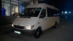 Mercedes-Benz Sprinter 411 CDI. Продается маршрутка Mercedes-Benz Sprinter Classic, 2 148 куб. см., 20 мест