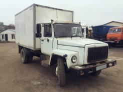 ГАЗ 3307. Грузовой фургон ГАЗ-3307, 4 250 куб. см., 4 700 кг.