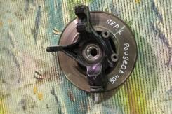 Кулак поворотный. Peugeot 408 Двигатели: EP6C, EP6, EP6DT, TU5JP4, EP6CDT