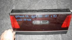 Вставка багажника. Toyota Carina ED, ST180, ST183, ST182, ST181 Двигатели: 3SGE, 3SFE, 4SFI, 4SFE