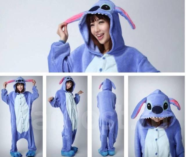 Пижамы–кигуруми. 42, 44