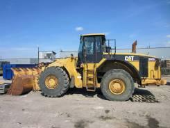 Caterpillar 980H. Фронтальный погрузчик САТ 980, 6 м3