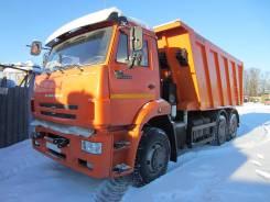 Камаз 6520. Самосвал КамАз 6520, 2016 г, 20 м3, 2 шт, 400 куб. см., 20 000 кг.