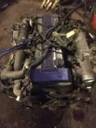 Двигатель в сборе. Toyota: Chaser, Crown Majesta, Mark II, Verossa, Crown, Cresta, Supra, Mark II Wagon Blit, Soarer Двигатель 1JZGTE