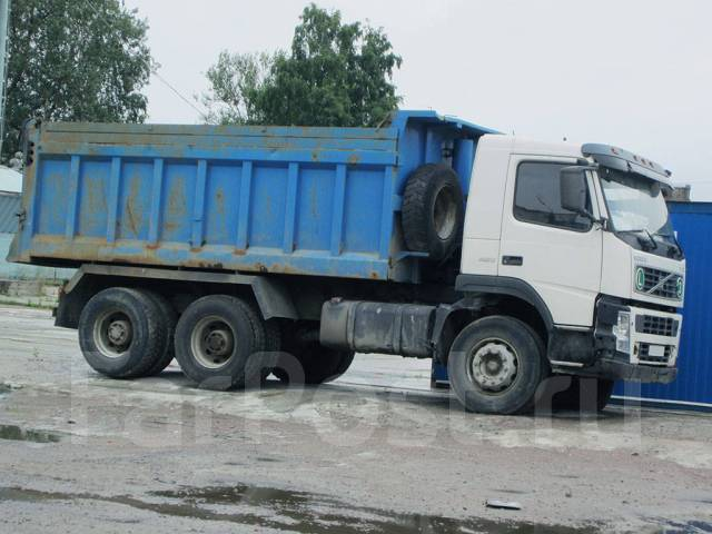 Volvo FM12. Самосвал Volvo FM 420, 18 м3, 20 т, 12 000куб. см., 20 000кг., 6x4