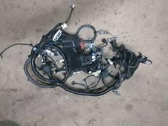 Высоковольтные провода. Toyota Mark II, JZX110 Двигатель 1JZGTE