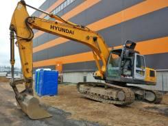 Hyundai. Гусеничный экскаватор 210, 1,1 м3, ТНВД