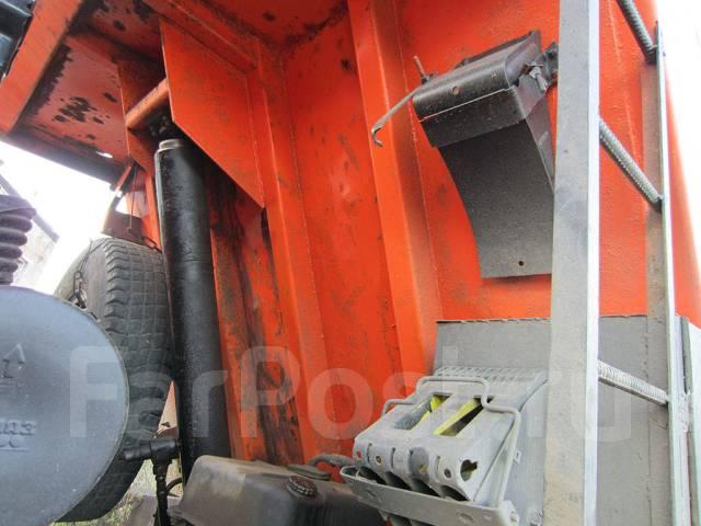Камаз 65115-1011-12. Самосвал КамАЗ 65115, 12 м3, 13 т, 10 000 куб. см., 13 000 кг.