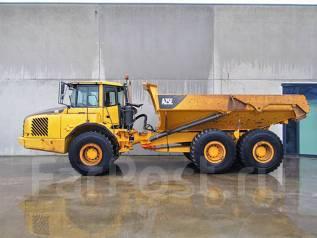 Volvo. Думпер E25, 15 м3 из Европы, 8 000куб. см., 24 000кг., 6x6. Под заказ