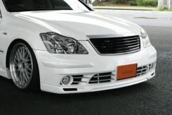 Решетка радиатора. Toyota Crown, GRS180, GRS182, GRS184, GRS181, GRS183 Двигатели: 4GRFSE, 3GRFSE, 2GRFSE