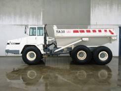 Terex. Думпер TA30, 28 т, 17 м3, из Европы, 8 000куб. см., 28 000кг., 6x6. Под заказ