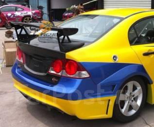 Крышка багажника. Honda Civic, FD1, FD2. Под заказ