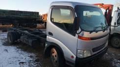 Toyota Dyna. Продам шасси. Тойота Дюна., 4 600 куб. см., 3 000 кг.
