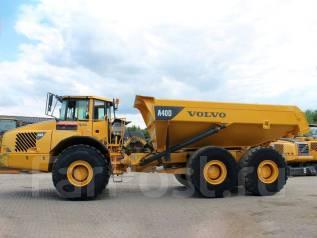 Volvo. Думпер A40, 22,5 м3, из Европы, 5 400куб. см., 39 000кг., 6x6. Под заказ