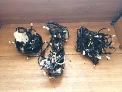 Электропроводка. Toyota Crown, JZS171, JZS171W Двигатель 1JZGTE