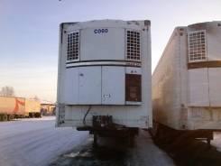 Schmitz. Полуприцеп Реф, 35 000 кг.