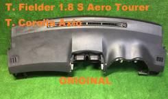 Панель приборов. Toyota Corolla Axio, ZRE144, ZRE142, NZE144, NZE141 Toyota Corolla Fielder, NZE144G, ZRE144G, ZRE144, ZRE142G, ZRE142, NZE144, NZE141...