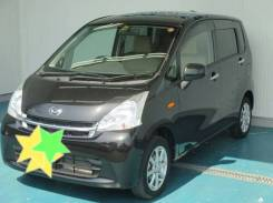 Daihatsu Move. Без водителя