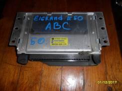Блок управления abs. Nissan Elgrand, ALE50 Двигатель VG33E