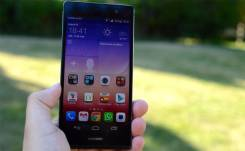 Huawei Ascend P7. Б/у