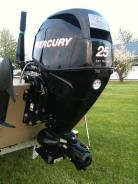 Mercury. 25,00л.с., 4-тактный, бензиновый, нога S (381 мм), Год: 2017 год. Под заказ