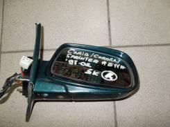 Зеркало TOYOTA Carib / Corolla / Sprinter #E11# 97-02 ПРАВОЕ 5К Контрактное Б\У