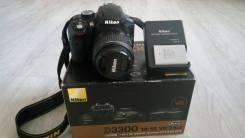 Nikon D3300. 20 и более Мп, зум: 10х