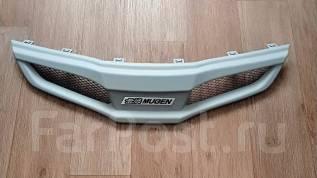 Решетка радиатора. Honda Jazz, GG6 Honda Fit, GE9, GP5, GP1, GE8, GE7, GP6, GE6, GP4 Двигатели: L13Z1, L15A, L13A, LDA, LEA