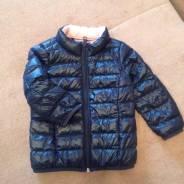 Продам куртку марки Benetton для маленькой модницы. Рост: 80-86, 86-92 см