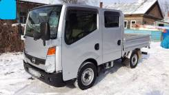 Nissan Atlas. 4WD, двухкабинник + борт 1,5 тонны, 3 000 куб. см., 1 500 кг.
