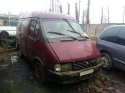 ГАЗ 2752. Фургон ГАЗ-2752, 1 000 куб. см., до 3 т