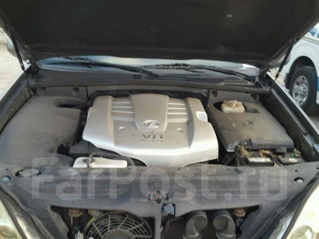 Lexus GX470. UZJ120, 2UZFE