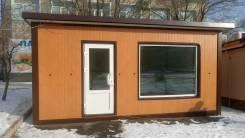 Строительство из сендвич панелей киосков, домиков, гаражей, питстопов.