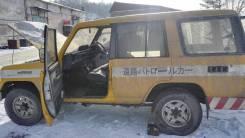 Toyota Land Cruiser Prado. LJ 78 0067809