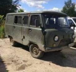 Автомобиль УАЗ-390995. Под заказ