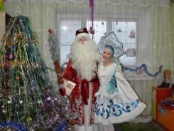 Дед Мороз на дом и в детские сады!