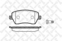 Колодки дисковые п.\ Nissan Micra 1.2i-1.5CDi &16V 03>