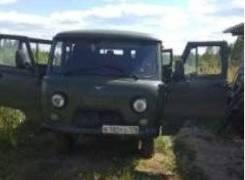 Автомобиль УАЗ-220695-04. Под заказ