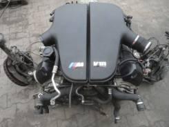 Двигатель в сборе. BMW M5, E60, E61 BMW M6, E63, E64 Двигатель S85B50