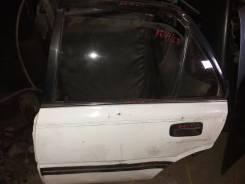 Дверь боковая Toyota Corolla AE91, левая задняя