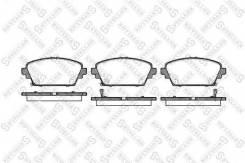 Колодки дисковые п.\ Honda Accord 1.8/2.0/2.0TDi 98-03, Nissan Primera 02>