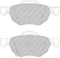 Колодки дисковые п.\ Honda Accord all 03>