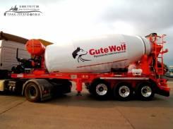 Gutewolf. Продается новый полуприцеп бетоносмеситель GuteWolf, 18 000 кг.