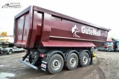Gutewolf. Продается новый самосвальный полуприцеп GuteWolf, 39 000 кг.